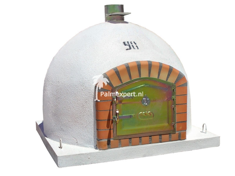 Traditionele houtgestookte ovens / pizzaovens.